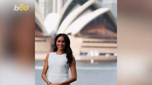 a woman standing in front of a building: Pregnant Duchess Meghan Not Visiting Jungles Due to Zika Risk