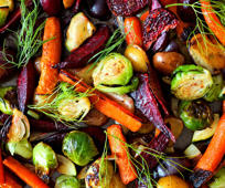 How to make the perfect roasted winter vegetables