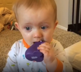 Baby gets emotional as he listens to All I Ask by Adele