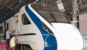 India's first engineless train to debut today