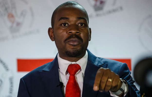 Chamisa faces assault probe