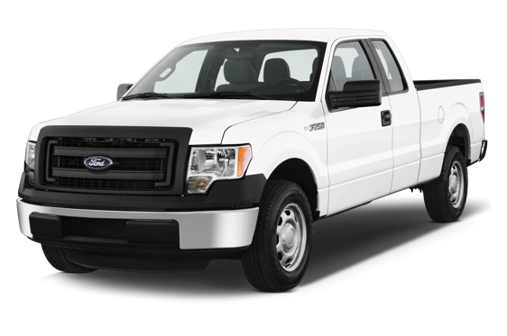 Slide 1 of 25: 2014 Ford F-150