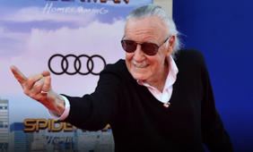 Stan Lee, Marvel Comics superhero visionary, dead at 95