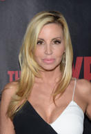 Camille Grammer attends the premiere of Skyline Entertainment's 'The Toybox' at Laemmle's NoHo 7 on September 14, 2018 in North Hollywood, California.  (Photo by Michael Tullberg/Getty Images)