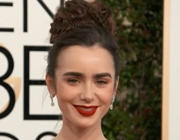 Lily Collins wants to do Ocean's 9 with Sandra Bullock