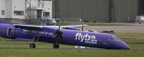 British regional airline Flybe Group Plc is said to explore a sale or a merger with a rival.