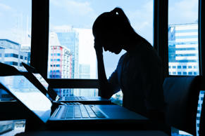 Office stress shouldn't be overlooked (image: Shutterstock)