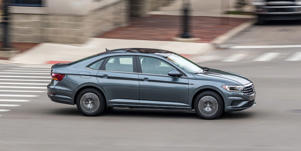 Re-Boot: The All-New VW Jetta Plays a Little Golf: The latest VW Jetta falls short of the excellence exhibited by the Golf, though it's a standout in highway fuel economy.