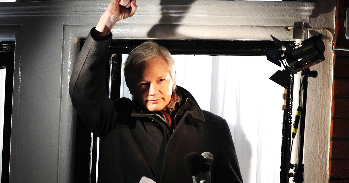 Justice Department Says It's Preparing To Prosecute WikiLeaks Founder Julian Assange: WSJ