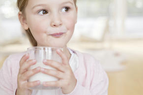 "Milk is the most common food allergy for children under 5, but a new study says many cases are not diagnosed. ""The general public needs to be more aware of milk allergies. They think it's all peanut,"" says a physician."