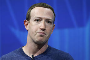 Facebook investors have called on the company's chief executive Mark Zuckerberg to step down as chairman.