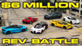 Supercar Rev Battle