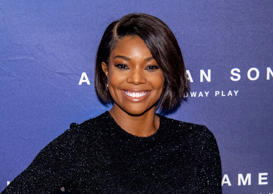 Gabrielle Union attends 'American Son' opening night at Booth Theatre on November 4, 2018 in New York City.