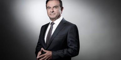 Superstar auto CEO Ghosn has been arrested in Japan for financial irregularities, along with an alleged co-conspirator.