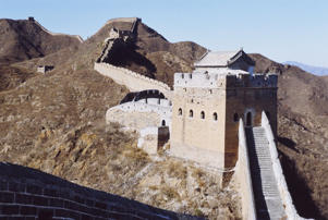 NBC NEWS -- Great Wall of China -- Pictured: The Great Wall of China -- Photo by: NBC NewsWire