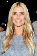 LOS ANGELES, CA - MARCH 11:  Television personality Christina El Moussa attends All-Star Chef Classic at L.A. Live Event Deck on March 11, 2017 in Los Angeles, California.  (Photo by Jerod Harris/WireImage)