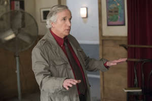 "Henry Winkler, ""Barry"""