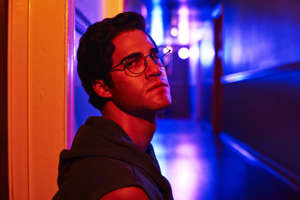 "Darren Criss, ""The Assassination of Gianni Versace"""