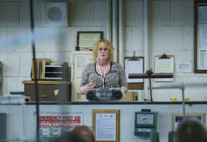 "Patricia Arquette, ""Escape at Dannemora"""