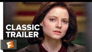 Jodie Foster taking a selfie: Subscribe to TRAILERS: http://bit.ly/sxaw6h Subscribe to COMING SOON: http://bit.ly/H2vZUn Subscribe to CLASSIC TRAILERS: http://bit.ly/1u43jDe Like us on FACEBOOK: http://goo.gl/dHs73 Follow us on TWITTER: http://bit.ly/1ghOWmt  The Silence of the Lambs Trailer - Directed by Jonathan Demme and starring Anthony Hopkins, Scott Glenn, Anthony Heald, Ted Levine, Frankie Faison. FBI trainee Clarice Starling ventures into a maximum-security asylum to pick the diseased brain of Hannibal Lecter, a psychiatrist turned homicidal cannibal. Starling needs clues to help her capture a serial killer. Unfortunately, her Faustian relationship with Lecter soon leads to his escape, and now two deranged killers are on the loose.  MGM - 1991