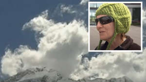 New Zealand adventurer digs herself out of avalanche