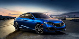The 2019 Honda Civic Gets Improved Looks and a Volume Knob: Honda has updated the Civic for 2019, with the sedan and coupe getting revised styling, new features, and a new Sport trim level.