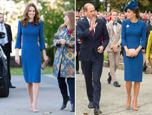 Catherine Duchess of Cambridge visits the Imperial War Museum, London, UK - 31 Oct 2018; VICTORIA, BC - SEPTEMBER 24: Prince William, Duke of Cambridge, Catherine, Duchess of Cambridge attend an official welcome ceremony at the Legislative Assembly of British Columbia at Victoria International Airport on September 24, 2016 in Victoria, Canada. (Photo by Dominic Lipinski-Pool/Getty Images)