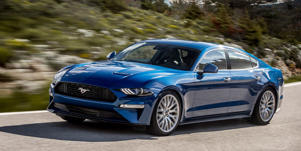A Four-Door Ford Mustang Is Not as Crazy as It Sounds: The rumors are swirling about a new Ford Mustang four-door that would be powered by a turbo V-8.