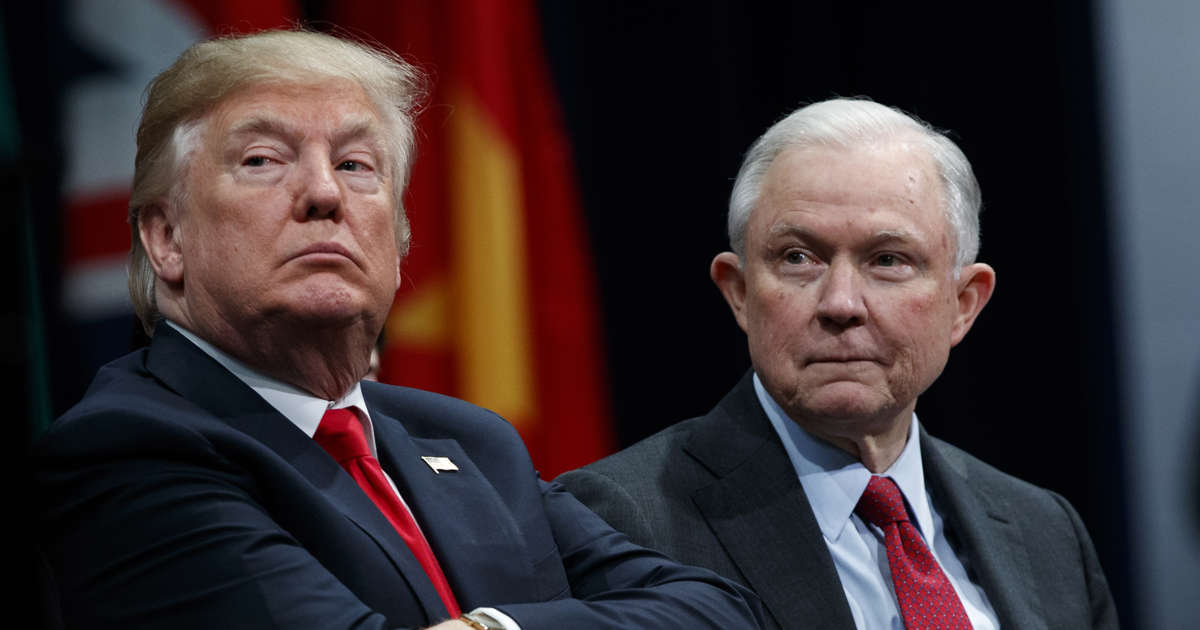 Sessions resignation ignites fierce political reaction: 'This is a red line'