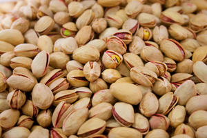 Pistachio Nuts. (Photo by: India Picture/UIG via Getty Images)