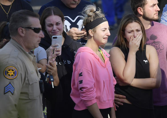 Thousand Oaks shooting leaves 13 people dead, including gunman, and 18 injured BBPuDTk
