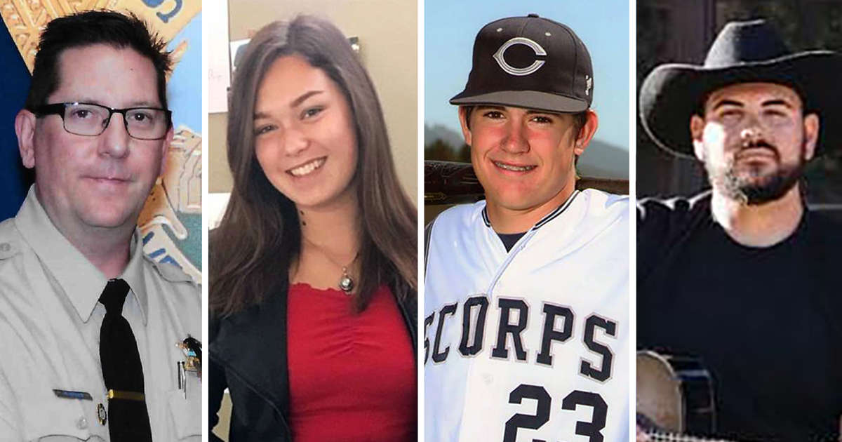These Are the Victims of the Thousand Oaks Borderline Bar Shooting in California