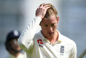 SOUTHAMPTON, ENGLAND - SEPTEMBER 01:  Keaton Jennings of England leaves the field after being dismissed by  Mohammed Shami of India during day three of the Specsavers 4th Test match between England and India at The Ageas Bowl on September 1, 2018 in Southampton, England.  (Photo by Gareth Copley/Getty Images)