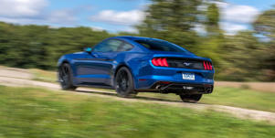 The Mustang's 10-Speed Automatic Makes It a Quicker but Not Better Pony: The 2018 Ford Mustang's optional 10-speed automatic transmission returns quicker performance but less driver engagement.