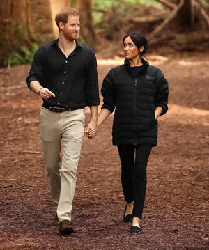 Copia il look: Meghan Markle e il piumino must-have