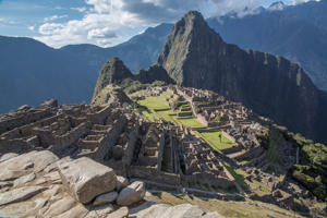 Inca site Machu Picchu. (Photo by: Prisma by Dukas/UIG via Getty Images)