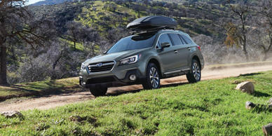 The recalls involve almost 400,000 Subaru Outback, Legacy, and other models.