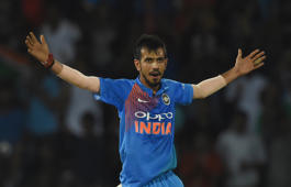 'Yuzvendra Chahal is a match-winner in T20Is'