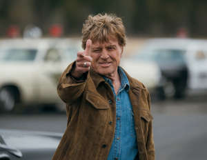 "Robert Redford, ""The Old Man and the Gun"""