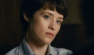 "Claire Foy, ""First Man"""