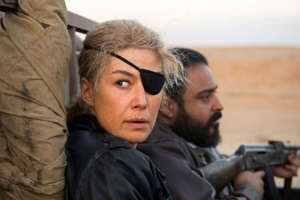"Rosamund Pike, ""A Private War"""