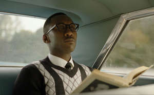"Mahershala Ali, ""Green Book"""