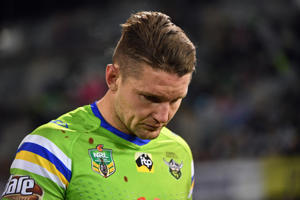 The NSW government is fuming at the ACT government for fining the Canberra Raiders $150,000 for planning to hold a home game at Wagga in May.