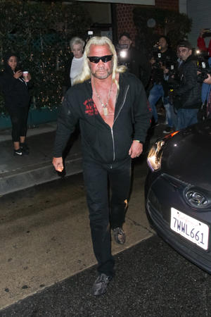Dog the Bounty Hunter is seen on November 28, 2018 in Los Angeles, California.  (Photo by BG022/Bauer-Griffin/GC Images)