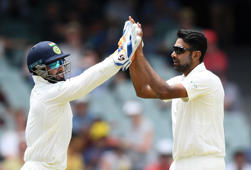 'Ashwin's variation of pace very good'