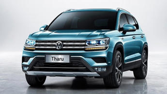 Volkswagen Tharu - Official photos