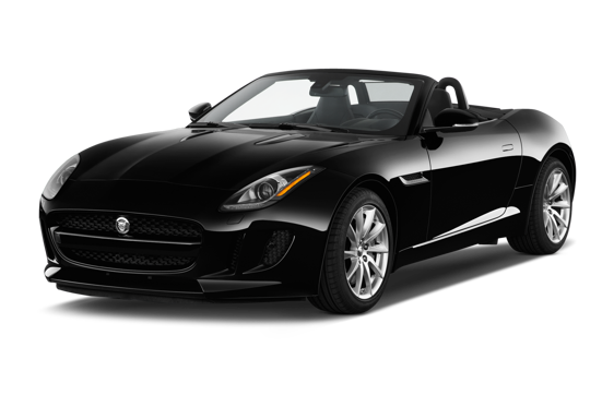 Slide 1 of 25: 2015 Jaguar F-TYPE