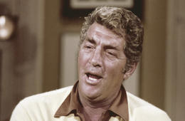 THE DEAN MARTIN SHOW -- 'Season 6' -- Pictured: Dean Martin  (Photo by NBC/NBCU Photo Bank via Getty Images)