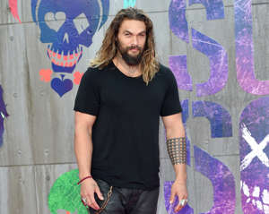 LONDON, ENGLAND - AUGUST 03: Jason Momoa attends the European Premiere of 'Suicide Squad' at Odeon Leicester Square on August 3, 2016 in London, England. (Photo by Karwai Tang/WireImage)
