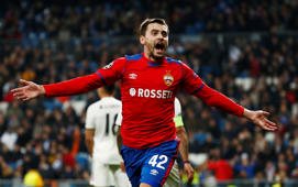 Champions League: le Real fessé par le CSKA
